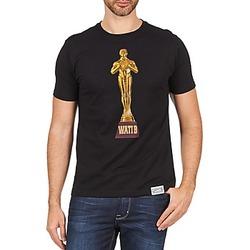 Oblečenie Muži Tričká s krátkym rukávom Wati B TSOSCAR Čierna