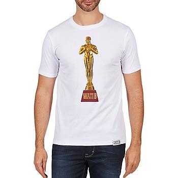 Oblečenie Muži Tričká s krátkym rukávom Wati B TSOSCAR Biela