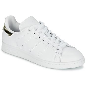 Topánky Ženy Nízke tenisky adidas Originals STAN SMITH Biela