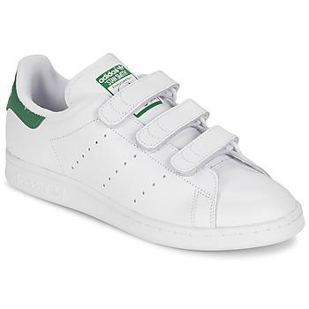 Topánky Nízke tenisky adidas Originals STAN SMITH CF Biela / Zelená