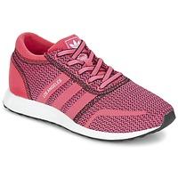 Topánky Ženy Nízke tenisky adidas Originals LOS ANGELES W Ružová