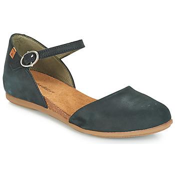 Topánky Ženy Sandále El Naturalista STELLA Čierna
