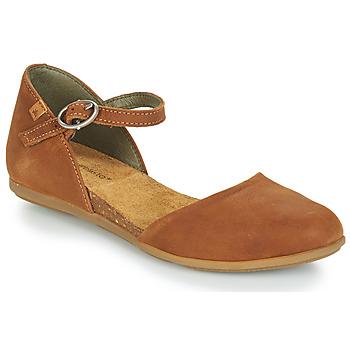 Topánky Ženy Sandále El Naturalista STELLA Hnedá