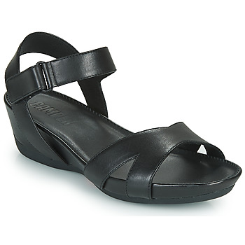 Topánky Ženy Sandále Camper MICRO Čierna