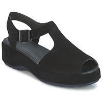 Topánky Ženy Sandále Camper DESSA čierna