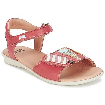 Topánky Dievčatá Sandále Camper TWS Ružová