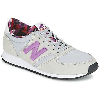 Topánky Ženy Nízke tenisky New Balance WL420 šedá / Fialová