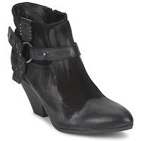 Topánky Ženy Nízke čižmy Strategia SANGLA Čierna / Strieborná