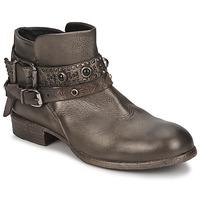 Topánky Ženy Polokozačky Strategia YIHAA Strieborná