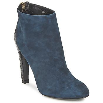 Topánky Ženy Nízke čižmy Bikkembergs HEDY 808 Modrá / čierna