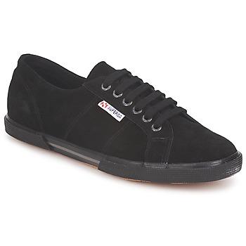 Topánky Nízke tenisky Superga 2950 Čierna