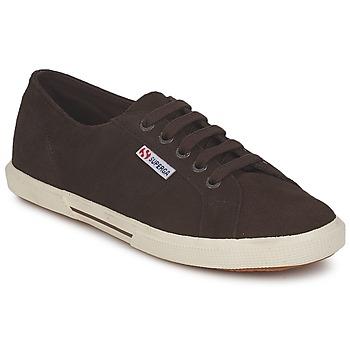 Topánky Ženy Nízke tenisky Superga 2950 Čokoládová