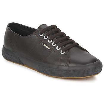 Topánky Nízke tenisky Superga 2750 čokoládová