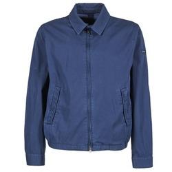 Oblečenie Muži Bundy  Hackett CLASSIC BLOUSON Námornícka modrá