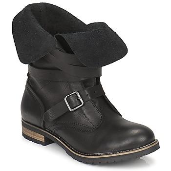 Topánky Ženy Polokozačky Casual Attitude GRAVINE Čierna