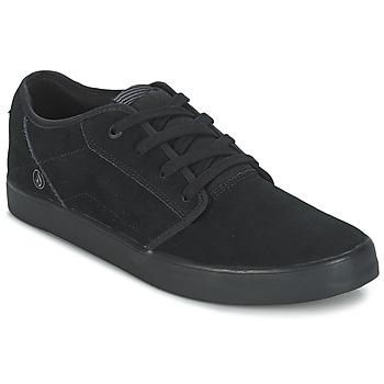 Topánky Muži Nízke tenisky Volcom GRIMM 2 čierna