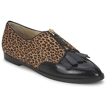 Topánky Ženy Derbie Etro EBE Čierna / Béžová