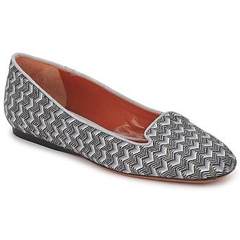 Topánky Ženy Mokasíny Missoni WM079 Šedá