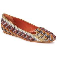 Topánky Ženy Mokasíny Missoni WM004 Viacfarebná