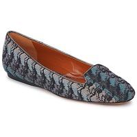Topánky Ženy Mokasíny Missoni WM004 Modrá