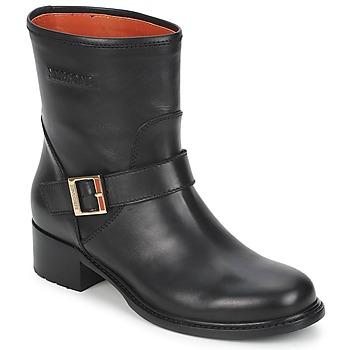 Topánky Ženy Polokozačky Missoni WM028 Čierna