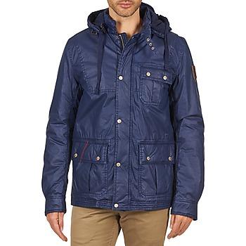 Oblečenie Muži Parky Gaastra TUNDRA (K) Modrá
