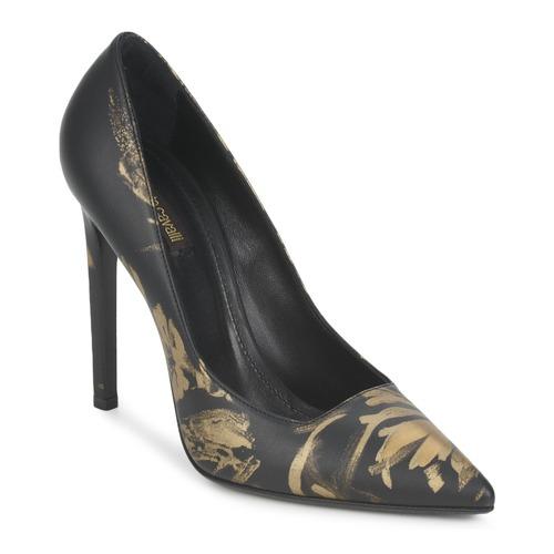 Topánky Ženy Lodičky Roberto Cavalli WDS211 Čierna