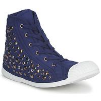 Topánky Ženy Členkové tenisky Wati B BEVERLY Námornícka modrá