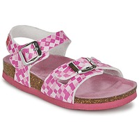 Topánky Dievčatá Sandále Agatha Ruiz de la Prada ANNA Fuksiová