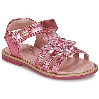 Topánky Dievčatá Sandále Agatha Ruiz de la Prada NUEL Ružová