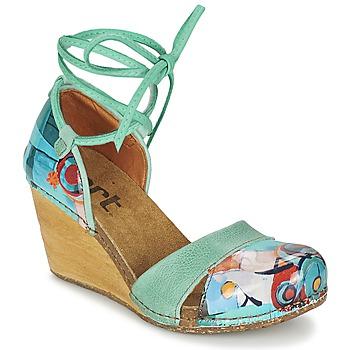 Topánky Ženy Sandále Art VALBY 499 Zelená
