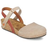 Topánky Ženy Sandále Art POMPEI 739 Béžová