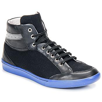 Topánky Muži Členkové tenisky Swear GENE 3 Čierna / Modrá