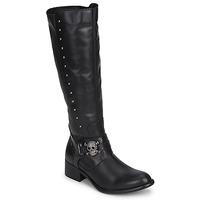Topánky Ženy Čižmy do mesta Betty London RIME ROCK čierna