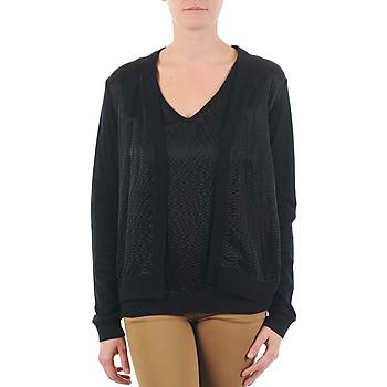 Oblečenie Ženy Cardigany Majestic 238 čierna