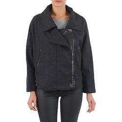 Oblečenie Ženy Bundy  Color Block 3222271 čierna