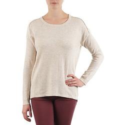 Oblečenie Ženy Svetre Color Block 3265194 Béžová