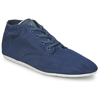 Topánky Členkové tenisky Eleven Paris BASIC MATERIALS Námornícka modrá