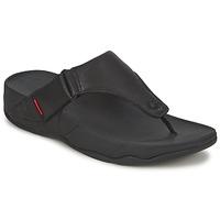 Topánky Muži Žabky FitFlop TRAKK II Čierna