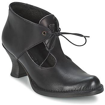 Topánky Ženy Čižmičky Neosens ROCOCO COLA čierna