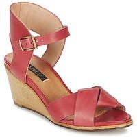 Topánky Ženy Sandále Neosens NOAH Červená