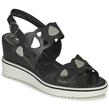 Topánky Ženy Sandále Tamaris MAGDA Čierna