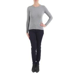 Oblečenie Ženy Džínsy Slim 7 for all Mankind GUMMY Čierna