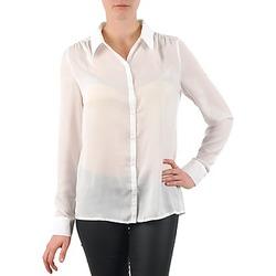 Oblečenie Ženy Košele a blúzky La City OCHEM Biela