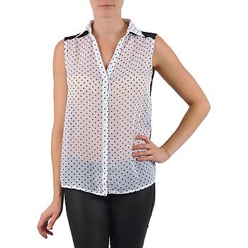Oblečenie Ženy Košele a blúzky La City O DEB POIS Biela