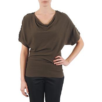 Oblečenie Ženy Svetre La City PULL BENIS C Kaki