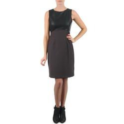 Oblečenie Ženy Krátke šaty La City RTANIA Čierna / Šedá