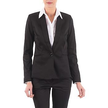 Oblečenie Ženy Saká a blejzre La City VBASIC čierna
