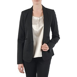 Oblečenie Ženy Saká a blejzre La City FIDELIS Čierna