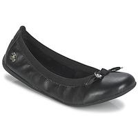 Topánky Ženy Balerínky a babies Le Temps des Cerises LILOU čierna